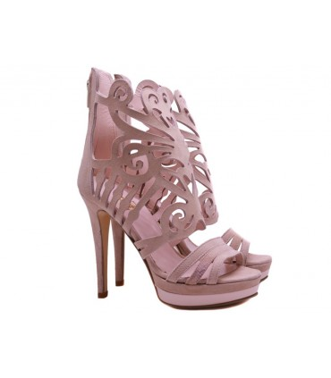 Lou bridal-evening sandals Estella