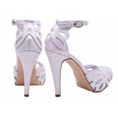 LOU BRIDAL SANDALS Aphrodite..