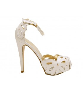 LOU BRIDAL SANDALS Aphrodite-