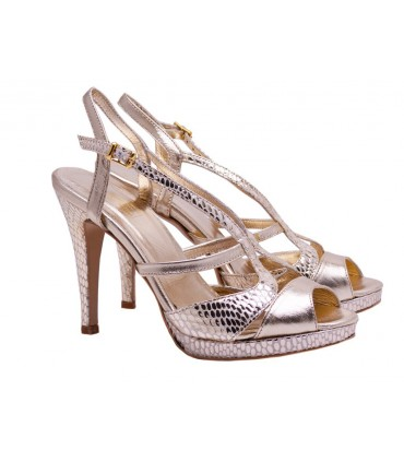 Lou bridal-evening sandals Ifigenia