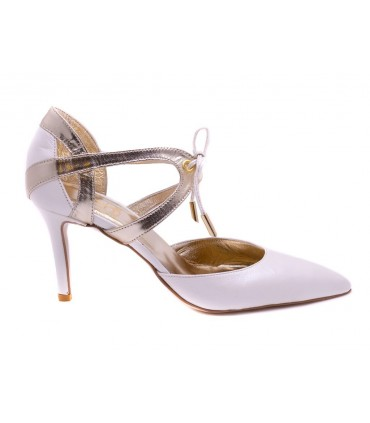 LOU BRIDAL PUMPS Rea