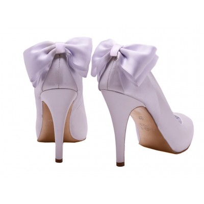 LOU BRIDAL PUMPS IOKASTI