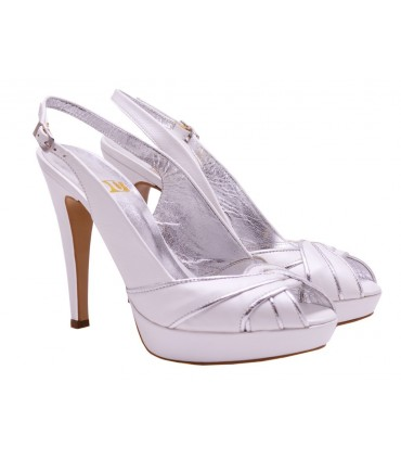 Lou bridal-evening sandals Alkistis