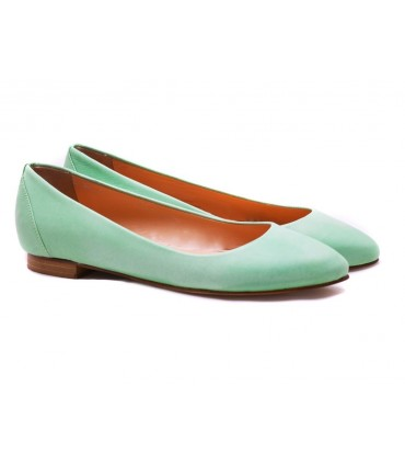 LOU pointed-toe flats - SYLVIA.