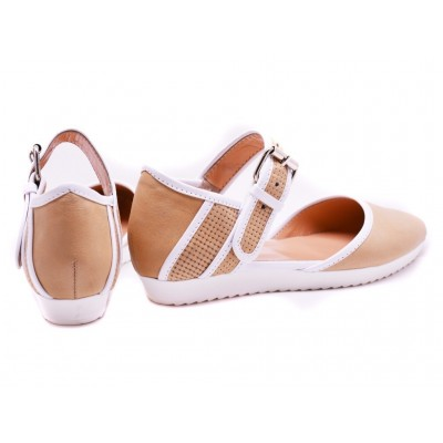 LOU point-toe flats - VIVIAN.