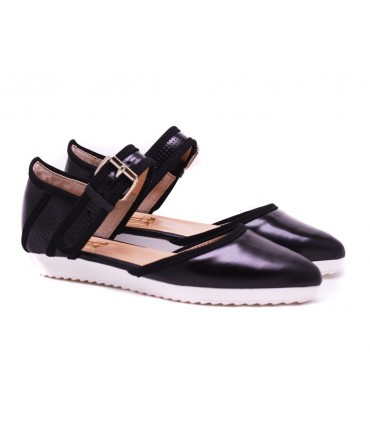 LOU point-toe flats - VIVIAN..