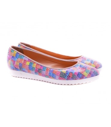 LOU point-toe flats - VALIA