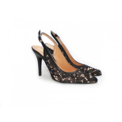 LOU PUMPS SLINGBACK