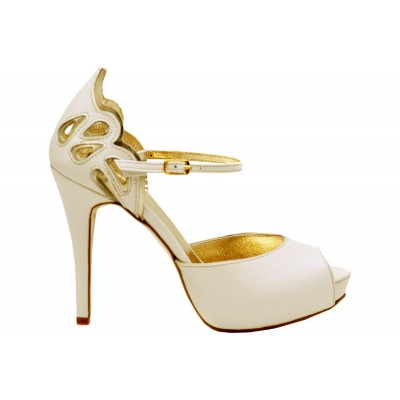 LOU BRIDAL SANDALS ARTEMIS!