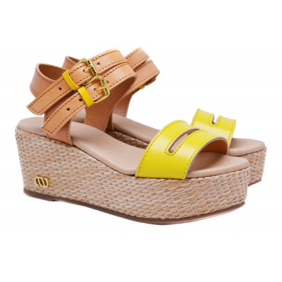 LOU WEDGES SANDALS DAISY.