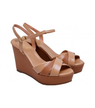 LOU WEDGES SANDALS STELLINA