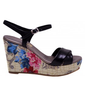 LOU WEDGES SANDALS GLORIA