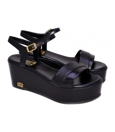 LOU WEDGES SANDALS DONNA