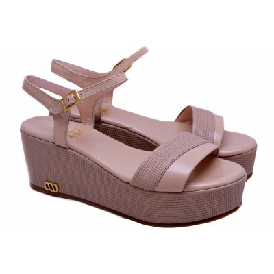 LOU WEDGES SANDALS DONNA.