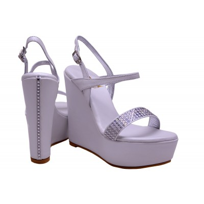 LOU BRIDAL WEDGE EVA