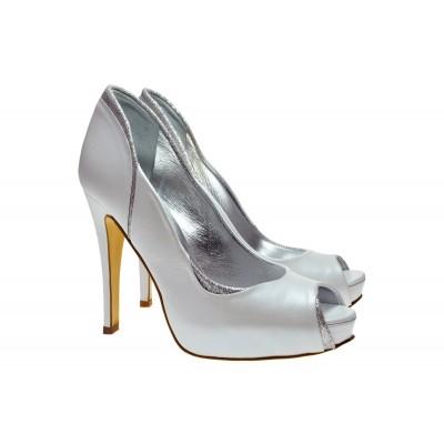 Lou bridal pumps Ianthi