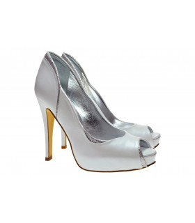 Lou bridal pumps Ianthi