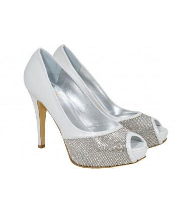 Lou bridal pumps Melita