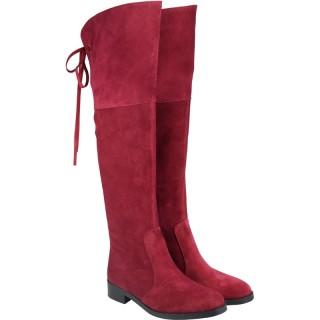 Lou boots Michelle