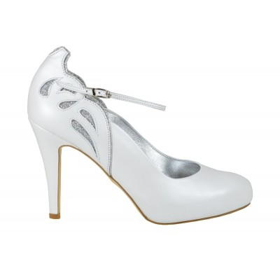 Lou bridal pumps Angelica