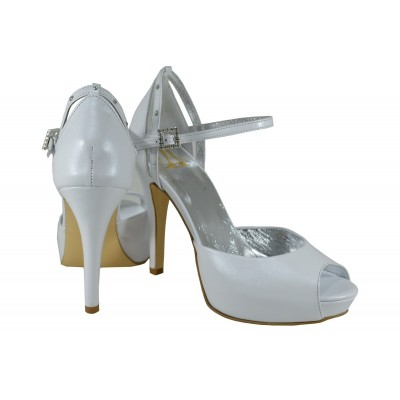 Lou bridal sandals Elizabeth