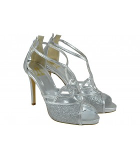 Lou bridal-evening sandals Rania