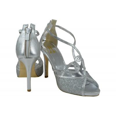 Lou bridal-evening sandals Rania