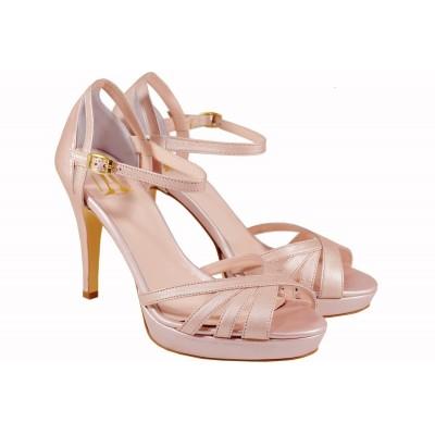 Lou bridal-evening sandals Margaret