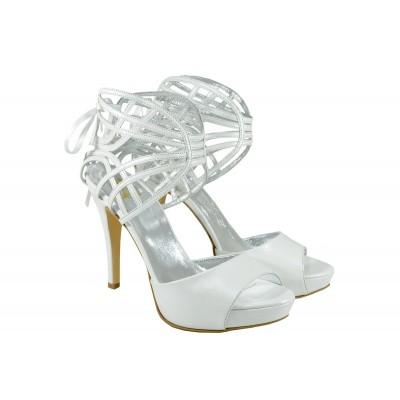 Lou bridal sandals Juliette