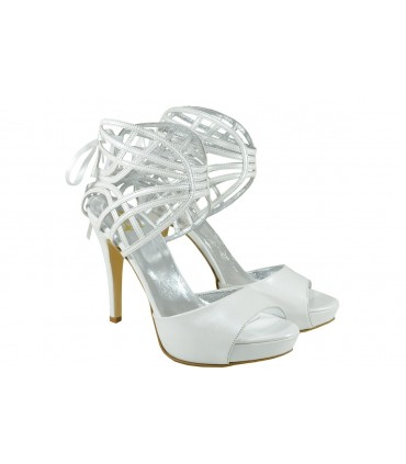 Lou bridal sandals Juliette