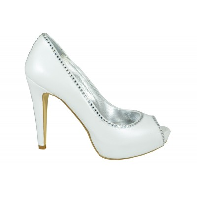 Lou bridal pumps Sissy