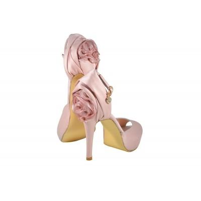 Lou bridal sandals Violetta