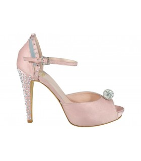 Lou bridal sandals Alessandra