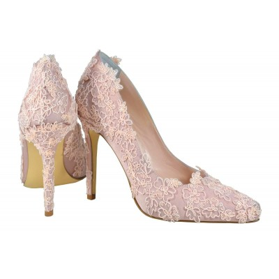 Lou bridal evening pumps Charline