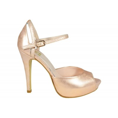 Lou bridal sandals Elizabeth