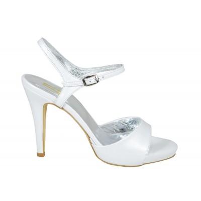 Lou bridal-evening sandals Simona