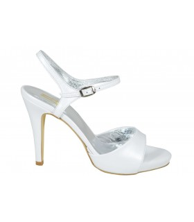 Lou bridal-evening sandals Simona