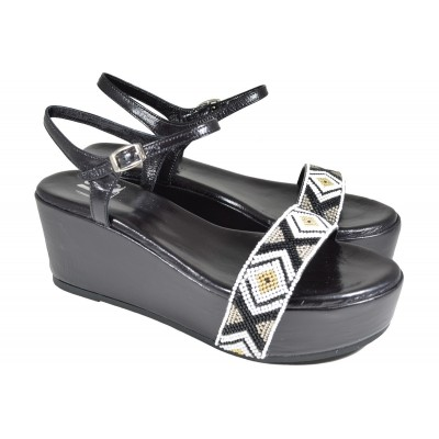 Lou wedge sandals Nadine