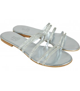 Lou bridal sandals Moonlight