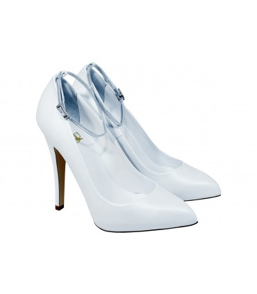 Lou bridal pumps Eleanna