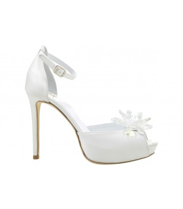 Lou bridal sandals Cinderella