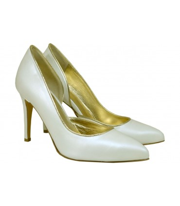 Lou bridal evening pumps Izabel