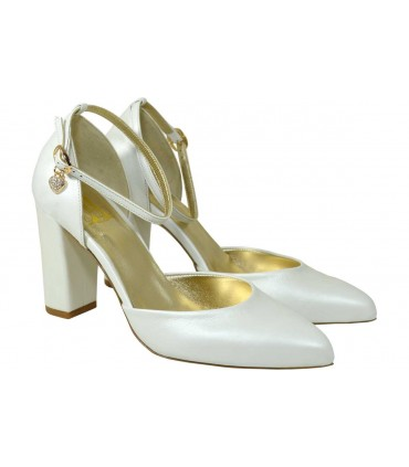Lou bridal-evening pumps Nana