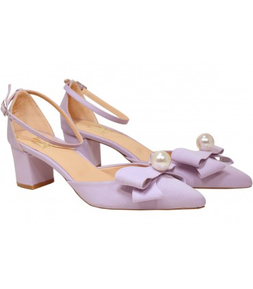 Lou bridal-evening pumps Amelie