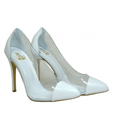 Lou bridal pumps Bianca