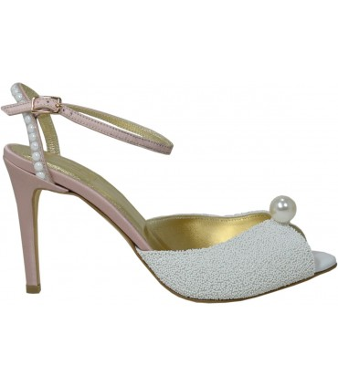 Lou bridal sandals Cassandra
