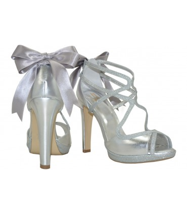 Lou bridal-evening sandals Joss
