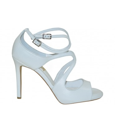 Lou bridal-evening sandals Scarlett