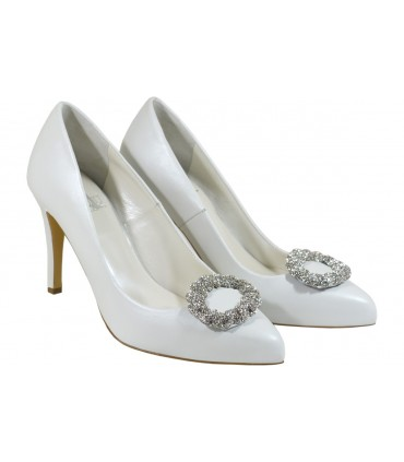 Lou bridal pumps Angeline