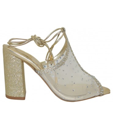 Lou bridal-evening shoes Luisa